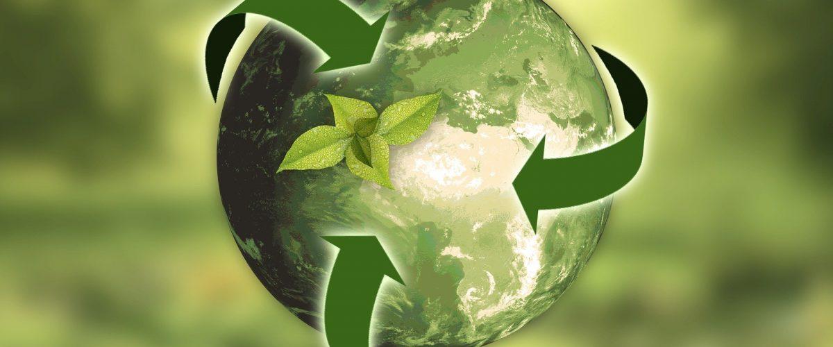 Symbol für Nachhaltigkeit